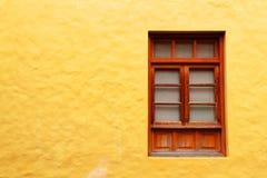 Architekturdetail in San Sebastian de la Gomera Stockfotografie