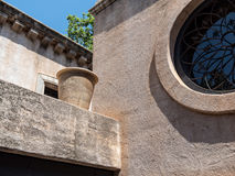 Architekturdetails, Tlaquepaque in Sedona Stockbilder