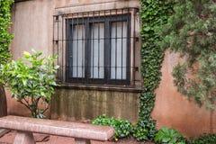 Architekturdetails, Tlaquepaque in Sedona, Arizona Lizenzfreie Stockfotos