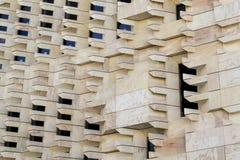 Architekturdetails und -fragment Lizenzfreies Stockbild