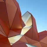 Architekturhintergrund Lizenzfreie Stockbilder