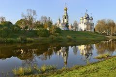 Architekturkomplex in Vologda Lizenzfreie Stockbilder