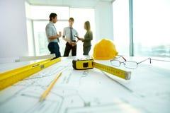 Architekturnachrichten Lizenzfreies Stockfoto