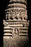 Architektursonderkommando des hinduistischen Tempels Lizenzfreie Stockfotos
