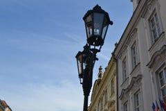 Architekturstadt †‹â€ ‹Straßen der Stadt Stockbild