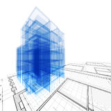 Architekturtechnik Lizenzfreie Stockbilder