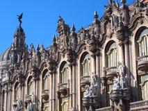 Architekturwunder in Havana Cuba Lizenzfreie Stockbilder