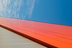 architektury abstrakcjonistyczny tło Zdjęcie Stock