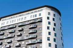 architektury Barcelona budynku współczesny mieszkaniowy Spain styl Zdjęcia Royalty Free
