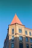 architektury Barcelona budynku współczesny mieszkaniowy Spain styl Zdjęcie Stock