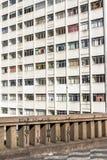 architektury Barcelona budynku współczesny mieszkaniowy Spain styl Obrazy Royalty Free
