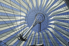 architektury Berlin miasto nowożytny Obrazy Stock