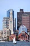 architektury bostonu zbliżenie Obrazy Stock