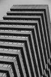 architektury brutalist Zdjęcia Stock
