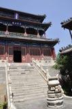 architektury chińczyka tradional Zdjęcie Royalty Free