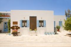 architektury Cyclades milos pollonia obrazy royalty free