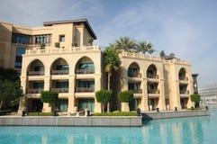 architektury Dubai Oriental styl Fotografia Royalty Free