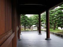 architektury dynastii ogródu lian Nan blaszecznica Zdjęcia Stock