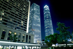 architektury Hong kong Zdjęcia Royalty Free