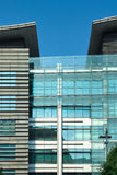 architektury Hong kong nowożytna parków nauka zdjęcie stock