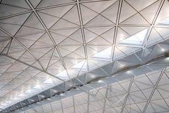 architektury Hong wewnętrzna kong struktura Zdjęcia Stock