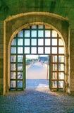 Architektury i zabytki Avignon zdjęcie royalty free