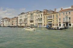 architektury kanałowy uroczysty Italy marco piazza San uroczysty Zdjęcia Royalty Free