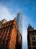 architektury miasto nowy York Zdjęcie Royalty Free