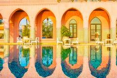 Architektury Morocco styl obraz royalty free