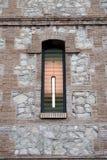 Architektury okno zdjęcia stock