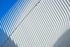 Architektury pojęcia abstrakta tło Obrazy Stock