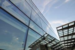 architektury szkło Obraz Royalty Free