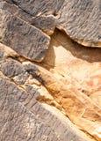 architektury tła zakończenia szczegółu kamienia tekstura Zdjęcia Stock