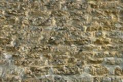 Architektury tekstury kamienna ściana Fotografia Royalty Free