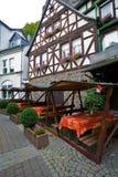 architektury tradycyjny europejski uliczny fotografia royalty free