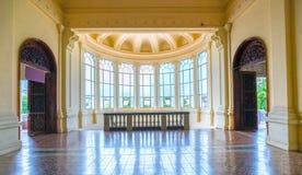 Architektury wnętrze w muzeum Obrazy Stock