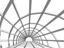 Architekturzeichnung und Perspektive stock abbildung