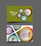 Architetto arredatore Business Card Fotografia Stock Libera da Diritti