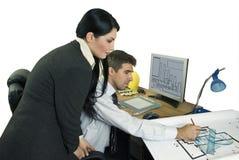 Architetto ed assistente tecnico