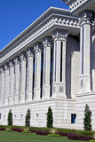 Architettonico splendido elegante Immagine Stock Libera da Diritti