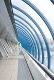 Architettura alta tecnologia Fotografie Stock Libere da Diritti