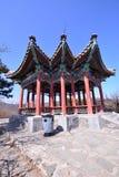 Architettura antica cinese Immagine Stock Libera da Diritti