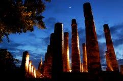 Architettura antica del pagoda Fotografia Stock Libera da Diritti