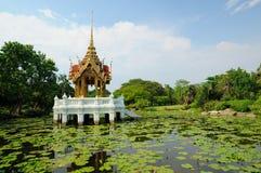 Architettura antica del pagoda Fotografia Stock