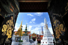 Architettura antica del pagoda Immagini Stock