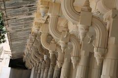 Architettura antica dell'indiano del piller Immagine Stock