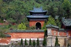 Architettura antica della Cina Fotografie Stock