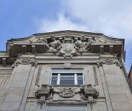 Architettura antica di Graz in Austria Immagine Stock Libera da Diritti
