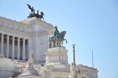Architettura antica di Roma Immagini Stock