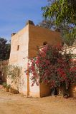 Architettura araba (Marocco) Fotografia Stock